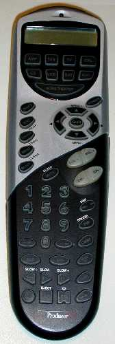 one for all remote manual